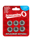 Battery AG13 6 Pack Screaming O
