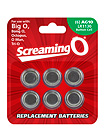 Battery AG10 6 Pack Screaming O